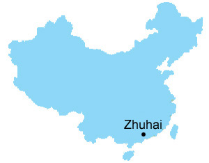 Zhuhai China Map Zhuhai Map , Map of China, Zhuhai City Maps