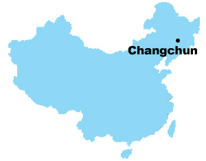 Changchun Map Map Of China Changchun City Maps