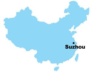 Suzhou Map Map Of China Suzhou City Maps
