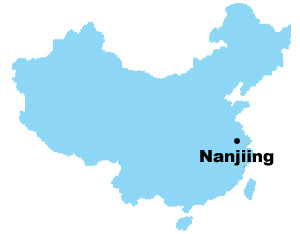 Nanjing Map Map Of China Nanjing City Maps - Nanjing map