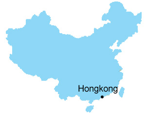 Hongkong Map Map of China Hongkong City Maps