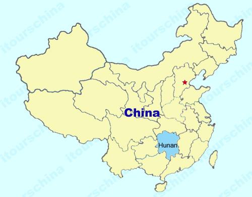 Hunan Province China Map.Hunan Map Map Of China Hunan Province Maps