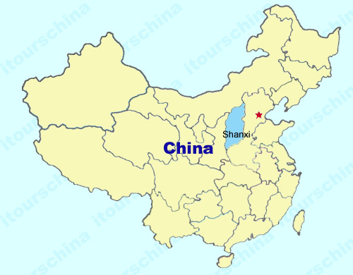 Shanxi China Map.Shanxi Map Map Of China Shanxi Province Maps