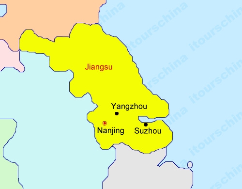 Where is jiangsu china located